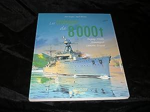 Les Croiseurs De 8000T. Duguay-Trouin, Primauguet, Lamotte-Picquet.: Guiglini Jean Et Moreau Albert