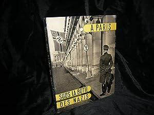 A Paris Sous La Botte Des Nazis: Eparvier Jean
