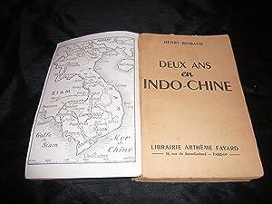 Deux Ans En Indo-Chine: Henry-Biabaud