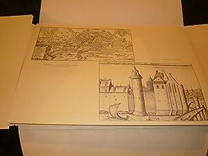 Cités Royales En Val De Loire. 23 Gravures Dont 3 Cartes Et 4 Planches En Couleurs Des XVe, ...