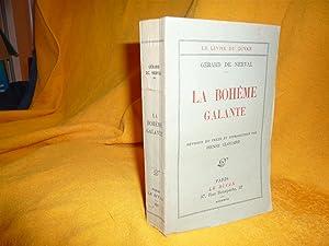 La Bohême Galante. Révision Du Texte Et Introduction Par Henri Clouard: Nerval Gérard ...