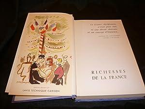 Les Peintres Témoins De Leur Temps X. Richesses De La France: Collectif