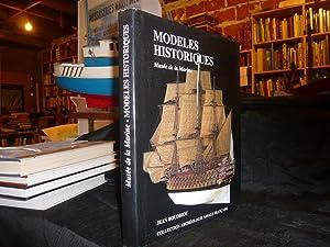 Modèles Historiques Au Musée De La Marine: Boudriot Jean Et