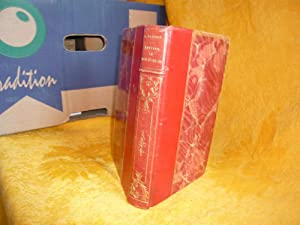 Lettres De Mon Moulin. Edition Définitive: Daudet Alphonse