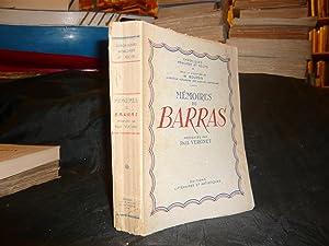 Mémoires De Barras. Introduction, Biographie Et Notes: Barras
