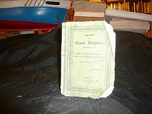 Almanach De La Bonne Duchesse Pour L'Année: Gautier A.-J.-A.