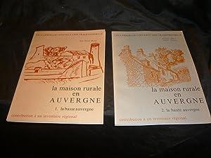 La Maison Rurale En Auvergne 1. La: Marty Jean Pierre