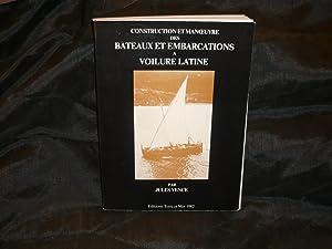 Construction Et Manoeuvre Des Bateaux Et Embarcation: Vence Jules