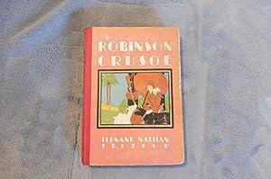Robinson Crusoë Adaptation Gisèle Vallerey. Nouvelle Edition: De Foë Daniel