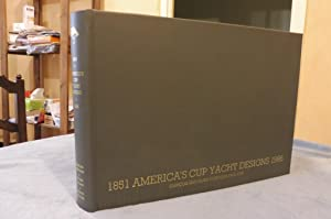 AMERICA'S CUP YACHT DESIGNS 1851 - 1986