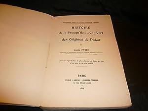 Gouvernement Général de L'Afrique Occidentale Française - Histoire De La ...
