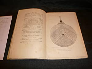 L'Astronomie Au Maroc - Extrait Du Journal Asiatique: Delphin M.