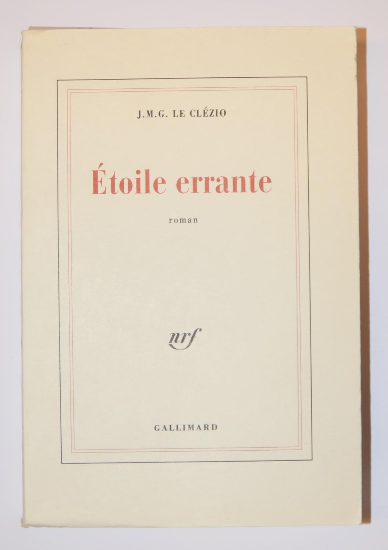 U00c9toile Errante  Roman By Le Cl U00c9zio  Jean
