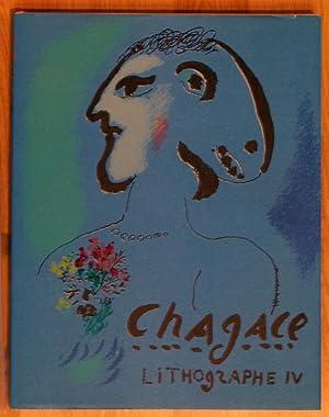 CHAGALL LITHOGRAPHE 1969-1973. IV.: Charles SORLIER et