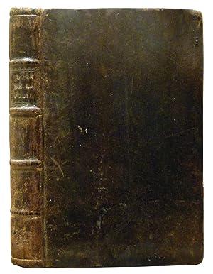 L'ÉLOGE DE LA FOLIE, composé en forme: ERASME / GUEUDEVILLE
