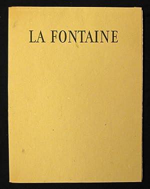 VINGT FABLES.: LA FONTAINE Jean