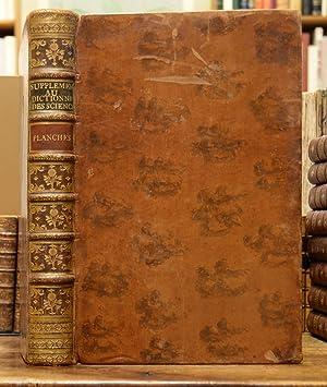 Encyclopédie, ou dictionnaire raisonné des sciences, des: Collectif / ROBINET,