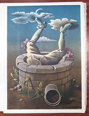 20 FABLES.: LA FONTAINE Jean de (auteur) / ALIX Yves, CALDER, CASSANDRE A. M., CAVAILLES, CLAVE, ...