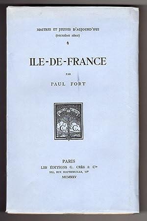 ILE-DE-FRANCE: FORT, Paul