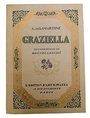 GRAZIELLA.: Alphonse de LAMARTINE