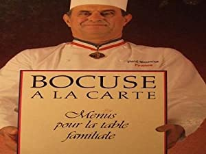 BOCUSE A LA CARTE, menus pour la table familiale.
