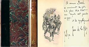 La Torera, roman Espagnol. ( Dédicacé ): Tauromachie ) - De La Hire Jean - Guillonnet...