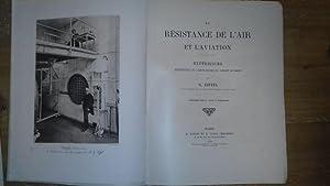La résistance de l'air et l'aviation. Expériences: EIFFEL (Gustave).