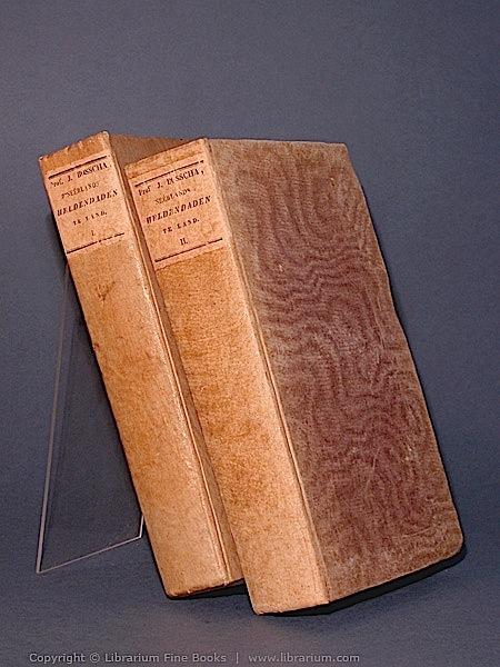 Neêrlands heldendaden te land, van de vroegste: Bosscha, J.