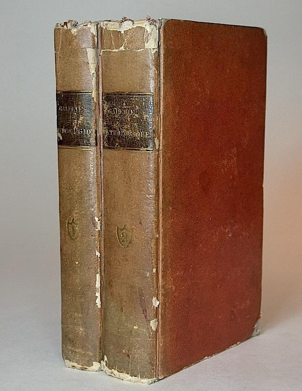 Galerie mythologique. Recueil de monuments pour servir: Millin, A. L.