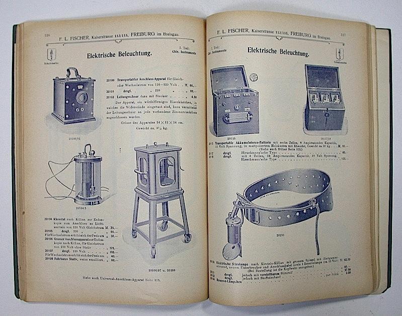 industrielle pfeifenmöbel katalog der instrumenten zvab