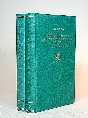 Ägyptisches Kulturgut im phönikischen und punischen Sardinien. I. Textteil; II. Anmerkungen, ...