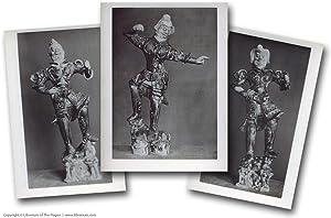 Les figurines de la ceramique funeraire. Matériaux pour l'étude des croyances et...