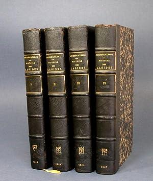 Histoire des Lagides. I. Les cinq premiers Ptolémées (323-181 avant J.-C.); II. D&...