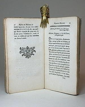 Lettres Turques, historiques et politiques, Ecrites tant par Méhémet II, Empereur ...