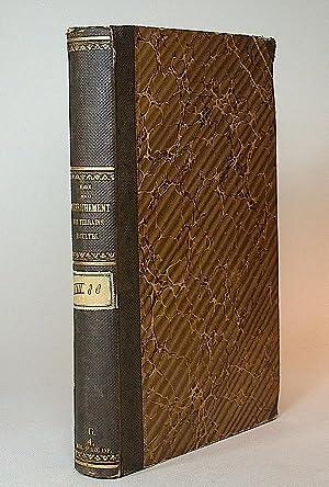 Loi sur le défrichement des terrains incultes (du 25 Mars 1847). Recueil des documents et ...