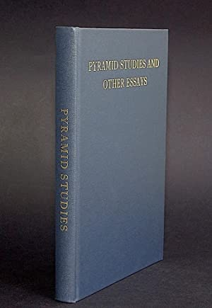 Pyramid Studies and Other Essays Presented to I. E. S. Edwards. (Occasional Publications, 7).: ...