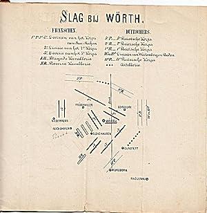 Beschouwingen over de krijgsoperatiën van den Fransch-Duitschen oorlog. Met 4 Schetsen.