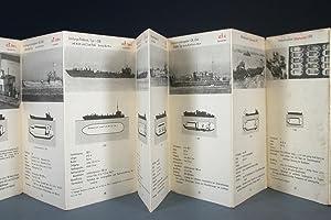 Erkennungstafel Landungsboote Feindmächte (ohne Sowjet-Union). (Oberbefehlshaber der Luftwaffe...