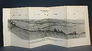 Spicheren (6 Août 1870). Avec 9 cartes en 10 vues panoramiques hors texte.: Maistre, ...
