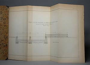 Ponts et viaducs mobilisables, à éléments portatifs en acier pour chemins de ...
