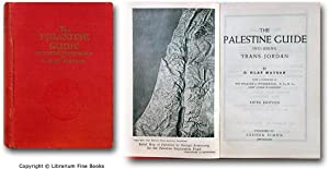 The Palestine Guide, including Trans-Jordan.