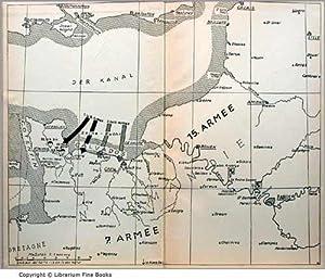 Invasion 1944: Ein Beitrag zu Rommels und des Reiches Schicksal.: Speidel, Hans.