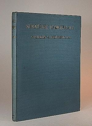 Strategic Camouflage.: Solomon, J. (Joseph) Solomon.