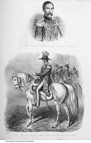 Crimean War Portraits] Ingenieur van Todtleben, chef der genie in Sebastopol; AND: General Simpson,...