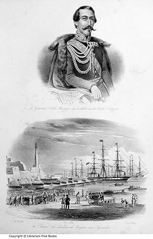 Crimean War Portraits] Generaal A. della Marmora, Opperbevelhebber van het Sardinische Contingent; ...