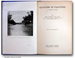 Questors in Palestine: A Travel Story.