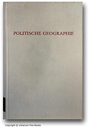 Politische geographie. [Wage der Forschung].: Matznetter, Josef (Editor).