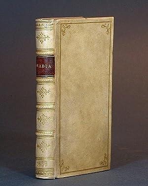 Arabia seu Arabum vicinarumque gentium Orientalium leges,: Sionita, G.