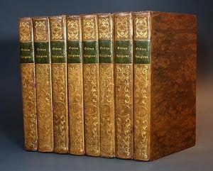 Histoire complète et costumes des ordres monastiques,: Hélyot, R. P.