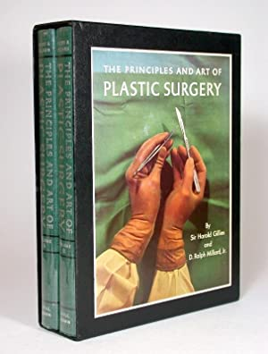 The Principles and Art of Plastic Surgery,: Gillies, Sir Harold,